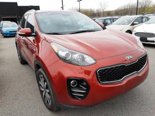 Used 2018 Kia Sportage EX AWD CUIR A/C MAGS for sale in Île-Perrot, QC