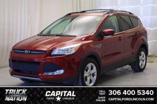Used 2016 Ford Escape SE EcoBoost  4WD for sale in Regina, SK