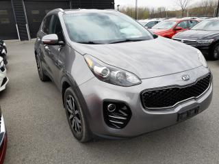 Used 2018 Kia Sportage EX AWD CUIR MAGS CAMERA DE RECUL for sale in Île-Perrot, QC