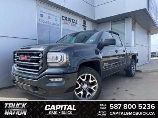 Used 2018 GMC Sierra 1500 Double Cab SLT 6.2L * RARE TRUCK * for sale in Edmonton, AB