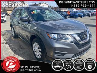 Used 2018 Nissan Rogue S ( frais vip 395$ non inclus) for sale in Rouyn-Noranda, QC