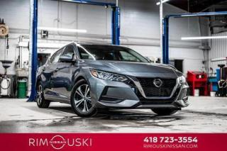 Used 2020 Nissan Sentra SV CVT ** COMME NEUF** for sale in Rimouski, QC