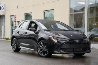 Used 2020 Toyota Corolla Hatchback SE / BLUETOOTH / CAMERA RECUL AUTOMATIQUE / CAMERA RECUL / BLUETOOTH for sale in Montréal, QC
