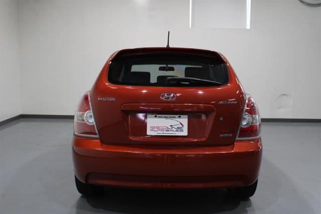2010 Hyundai Accent 3Dr GL Sport at