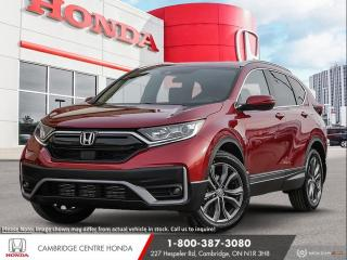 New 2021 Honda CR-V Sport HONDA SENSING TECHNOLOGIES | LANEWATCH™ CAMERA | APPLE CARPLAY™ & ANDROID AUTO™ for sale in Cambridge, ON