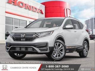 New 2021 Honda CR-V Touring GPS NAVIGATION | POWER SUNROOF | REARVIEW CAMERA for sale in Cambridge, ON