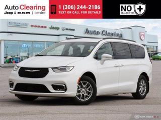 New 2021 Chrysler Pacifica Touring for sale in Saskatoon, SK