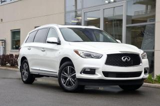 Used 2019 Infiniti QX60 PURE CUIR / TOIT OUVRANT / BLUETOOTH for sale in Montréal, QC