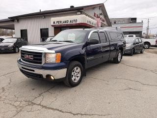 Used 2009 GMC Sierra 1500 4 RM, Cabine allongée, 157,5 po, WT for sale in Sherbrooke, QC