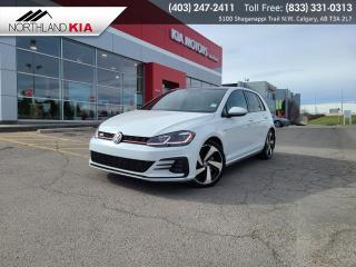 Used 2018 Volkswagen Golf GTI Autobahn NAVIGATION, BACKUP CAMERA, APPLE CARPLAY, ANDRIOD AUTO for sale in Calgary, AB