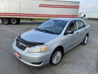 Used 2006 Toyota Corolla Automatic, 4 Door, Gas Saver, 3 Years warranty ava for sale in Toronto, ON