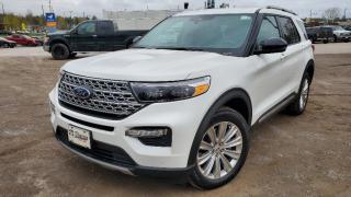New 2021 Ford Explorer LIMITED for sale in Peterborough, ON