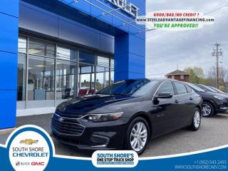 Used 2016 Chevrolet Malibu LT for sale in Bridgewater, NS