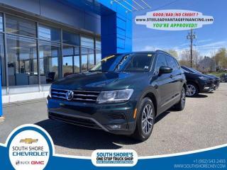 Used 2018 Volkswagen Tiguan COMFORTLINE for sale in Bridgewater, NS