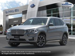 Used 2014 BMW X5 xDrive35d for sale in Ottawa, ON
