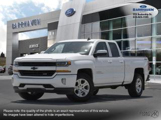 Used 2018 Chevrolet Silverado 1500 LT for sale in Ottawa, ON
