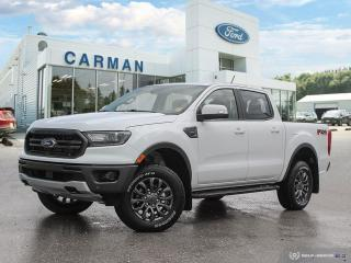 Used 2021 Ford Ranger LARIAT for sale in Carman, MB