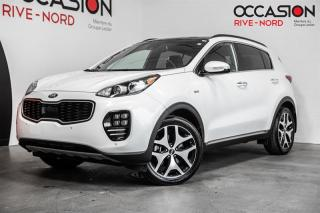 Used 2018 Kia Sportage SX Turbo AWD NAVI+CUIR+TOIT.PANO for sale in Boisbriand, QC