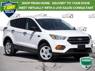 Used 2017 Ford Escape S One Owner   |   Clean Car Fax = No Accidents Reported! for sale in St Catharines, ON