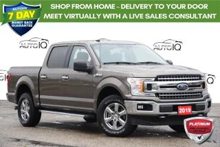Used 2019 Ford F-150 XLT LOW LOW KM | 2.7L V6 | SYNC 3 | ONE OWNER for sale in Kitchener, ON