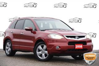 Used 2008 Acura RDX AWD | HEATED SEATS | 2.3L I4 | LEATHER for sale in Kitchener, ON