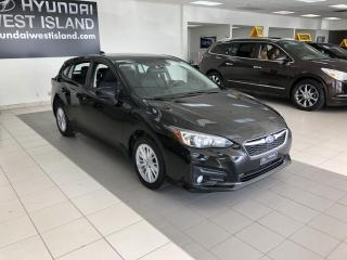 Used 2017 Subaru Impreza TOURING MANUELLE AWD A/C MAGS BT CRUISE for sale in Dorval, QC