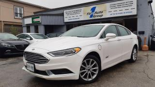 Used 2018 Ford Fusion Energi SE for sale in Etobicoke, ON