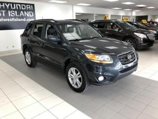 Used 2011 Hyundai Santa Fe GL SPORT AUTO AWD MAGS A/C CRUISE BT SIÈ for sale in Dorval, QC