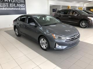 Used 2019 Hyundai Elantra PREFERRED AUTO A/C MAGS CAMÉRA BT CRUISE for sale in Dorval, QC