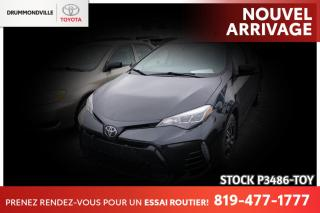 Used 2017 Toyota Corolla SE| PEA| SAFETY SENSE for sale in Drummondville, QC