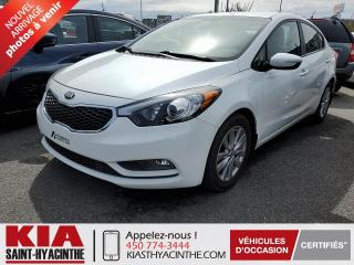 Used 2015 Kia Forte LX+ ** SIÈGES CHAUFFANTS / BLUETOOTH for sale in St-Hyacinthe, QC