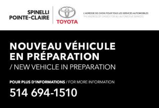 Used 2016 Toyota RAV4 LIMITED CUIR, TOIT, GPS, JBL for sale in Pointe-Claire, QC