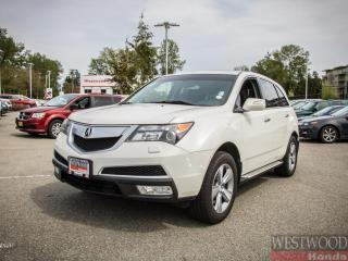 Used 2012 Acura MDX for sale in Port Moody, BC