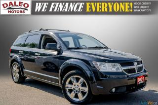 Used 2009 Dodge Journey R/T / 7 PASS / REMOTE START / LEATHER / for sale in Hamilton, ON