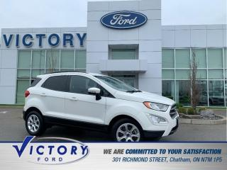 Used 2018 Ford EcoSport SE | SUNROOF | NAV | HEATED SEATS for sale in Chatham, ON