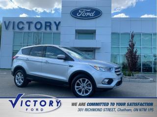 Used 2019 Ford Escape SE | LANE KEEP ASSIST | NAV | HEATED SEATS for sale in Chatham, ON