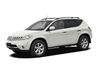Used 2007 Nissan Murano for sale in Sarnia, ON