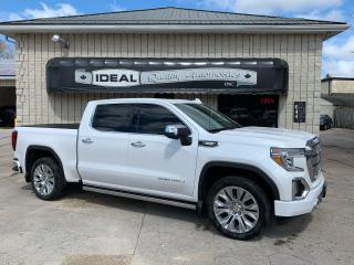 Used 2020 GMC Sierra 1500 Denali for sale in Mount Brydges, ON