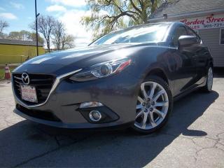 Used 2014 Mazda MAZDA3 GT-SKY for sale in Oshawa, ON