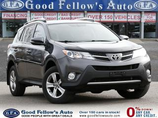 Used 2015 Toyota RAV4 XLE AWD, SUNROOF, REARVIEW CAMERA, HEATED SEATS for sale in Toronto, ON