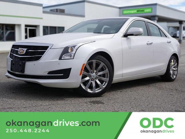 2017 Cadillac ATS Luxury AWD | TURBO