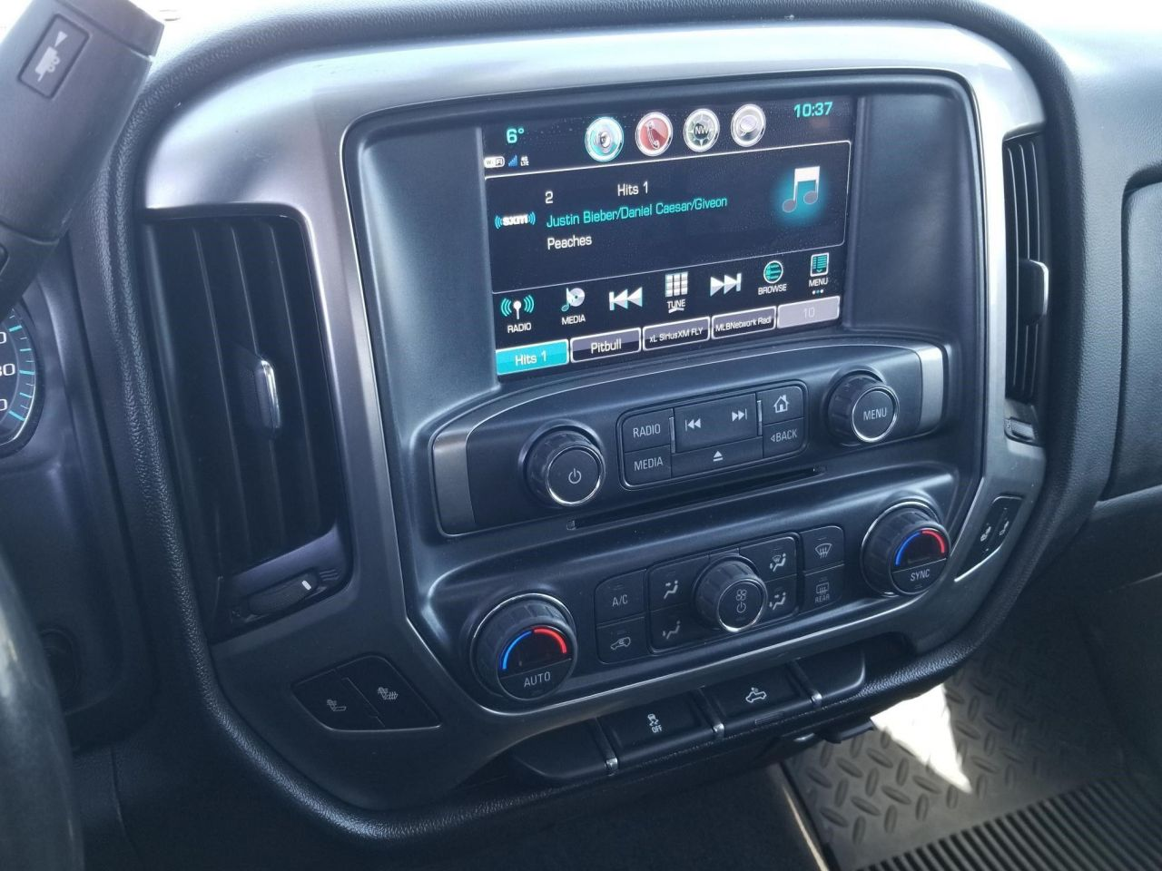 2018 Chevrolet Silverado 2500