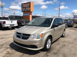 Used 2013 Dodge Grand Caravan SXT**TOUCH SCREEN**DVD**STOWNGO**ALLOYS**CERTIFIED for sale in London, ON