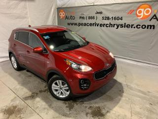 Used 2019 Kia Sportage LX for sale in Peace River, AB