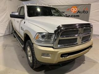 Used 2016 RAM 3500 Longhorn for sale in Peace River, AB