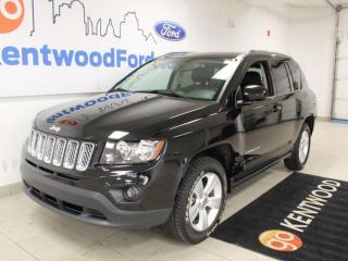 Used 2014 Jeep Compass North | 4x4 | Auto | Sat Radio | LOW KM for sale in Edmonton, AB