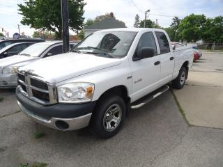 Used 2008 Dodge Ram 1500 ST for sale in Sarnia, ON