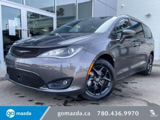 Used 2020 Chrysler Pacifica TOURING L - LEATHER, BACK UP, BLUETOOTH, AND MUCH MORE! for sale in Edmonton, AB