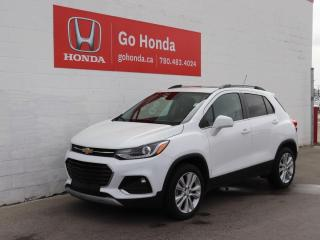Used 2020 Chevrolet Trax PREMIER AWD LEATHER ROOF for sale in Edmonton, AB
