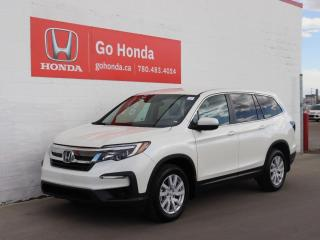 Used 2019 Honda Pilot LX AWD NO ACCIDENTS LOW KMS for sale in Edmonton, AB